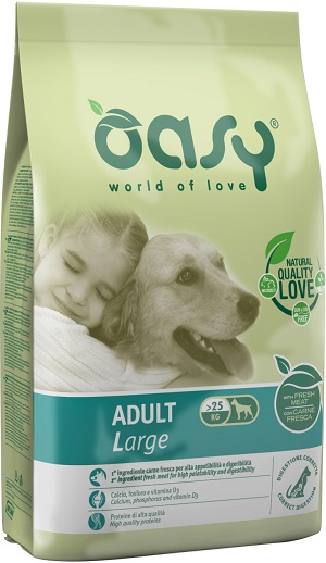 OASY DRY DOG ADULT KG 3