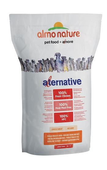 ALMO ALTERNATIVE EXTRA SMALL-SMALL POLLO KG.3,75