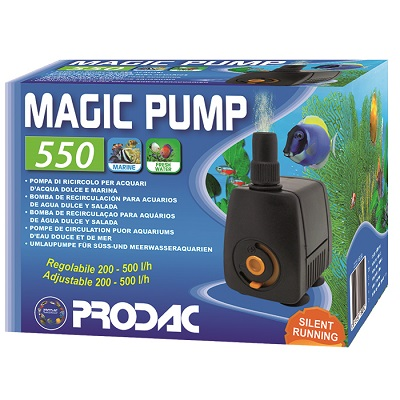 MAGIC PUMP 550 200-550 LT-H