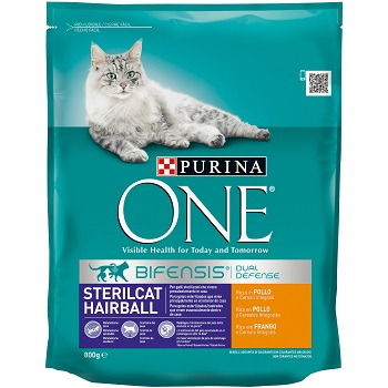 ONE 800 G STERILICAT HAIRBALL