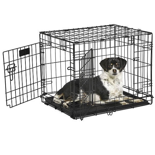 BOX DOG-IN 60 NERO KENNEL