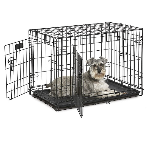 BOX DOG-IN 75 NERO KENNEL