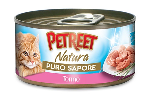 PETREET CAT 70 G PURO SAPORE TONNO
