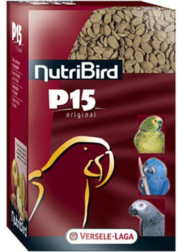 ALIMENTO COMPLEMENTARE PAPPAGALLI NUTRIBRID P15 ORIGINAL kg 4