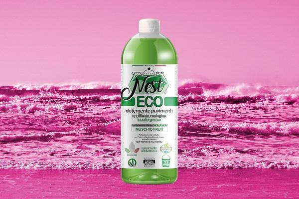 NEST ECO PAVIMENTI MUSCHIO FRIUT  litri 1