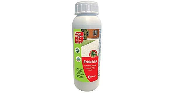 ERBICIDA TOTALE RASIKAL PRO PFNPE 500 ml