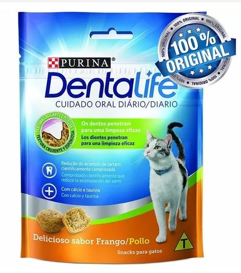 DENTALIFE GATTO gusto POLLO 40 grammi