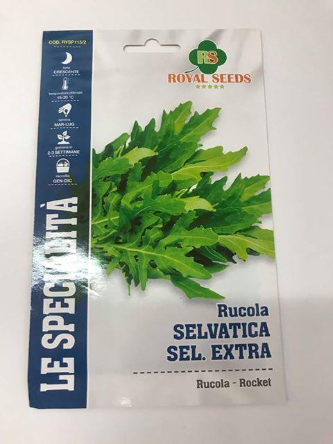 BUSTA MAXI SPEC. RUCOLA SELVATICA EXTRA RS