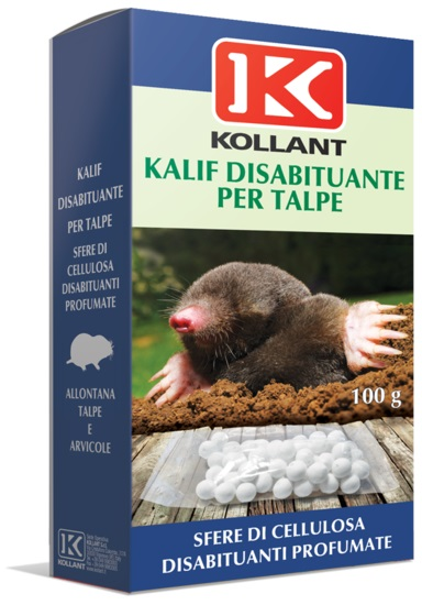 KALIF  DISABITUANTE TALPE g 100