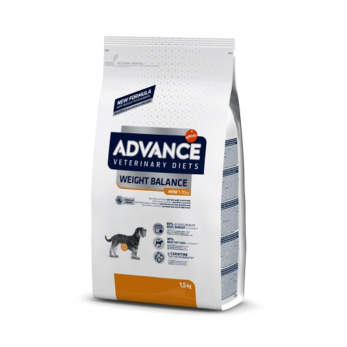 ADVANCE DOG WEIGHT BALANCE MINI KG.1,5