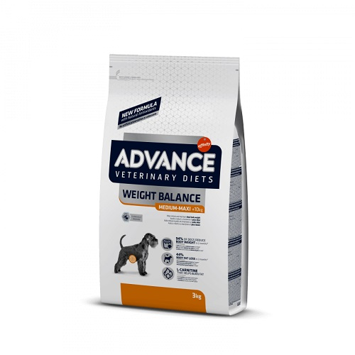 ADVANCE DOG WEIGHT BALANCE M-M KG.3