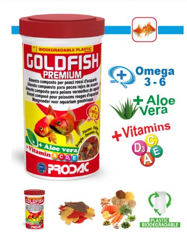 GOLDFISH PREMIUM 1200 ml 200 g