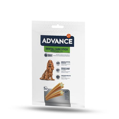 ADVANCE DENTAL CARE MEDIUM-MAXI SNACK