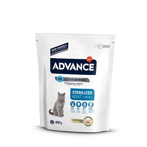ADVANCE STERILIZED TACCHINO E ORZO GR 400
