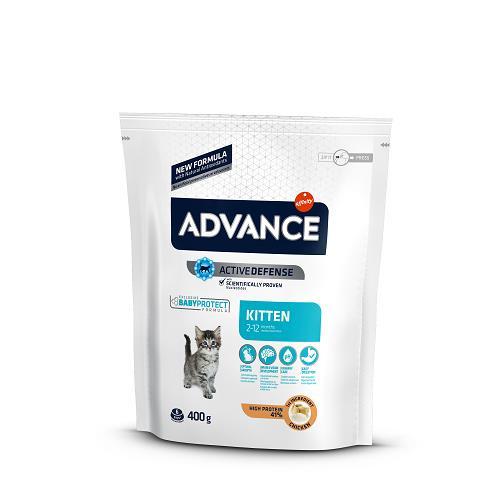 ADVANCE KITTEN GR 400