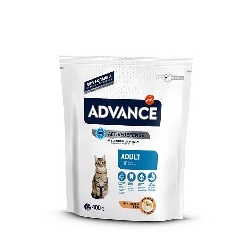ADVANCE ADULT POLLO E RISO GR 400