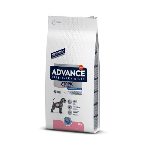 ADVANCE CANE ATOPIC M-M TROTA KG 12