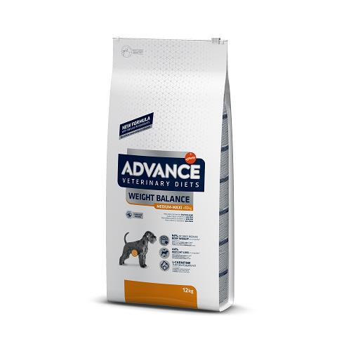ADVANCE CANE WEIGHT BALANCE M-M KG 12