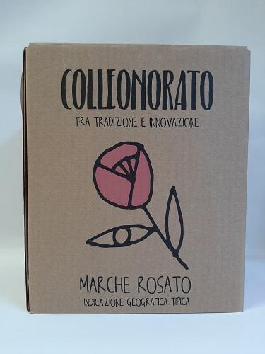 BAG IN BOX MARCHE ROSATO LT.5 COLLE ONORATO