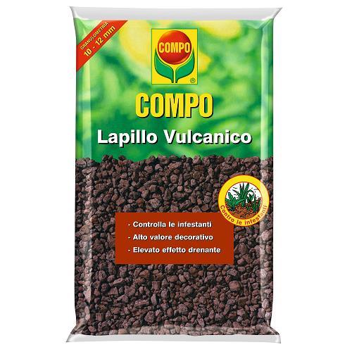 COMPO LAPILLO VULCANICO LT.33