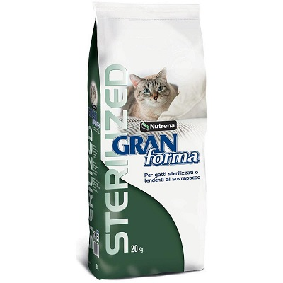 GRANFORMA CAT STERILIZED KG.20
