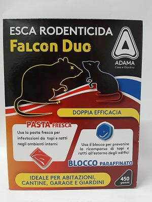FALCON DUO COMBIPACK 450 GR