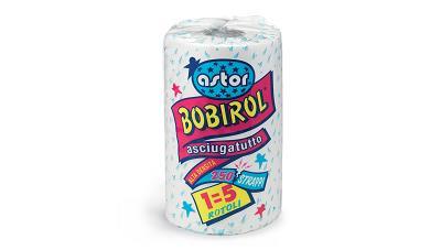 ASCIUGATUTTO BOBIROL 1 ROTOLO ASTOR