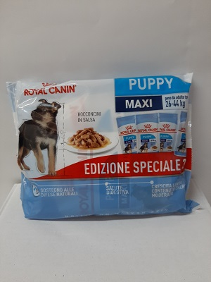 MAXI PUPPY MULTIPAC 4X140 GR, ROYAL CANIN