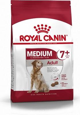 MEDIUM MATURE 7+  KG.15 ROYAL CANIN