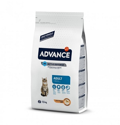ADVANCE ADULT CAT KG 1,5 POLLO