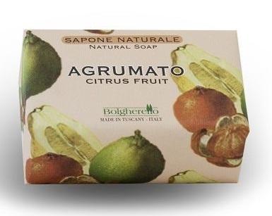 SAPONE NATURALE 100 GR AGRUMATO