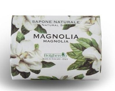 SAPONE NATURALE 100 GR MAGNOLIA