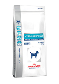 HYPOALLERGENIC SMALL DOG V-DIET KG.3,5 ROYAL CANIN