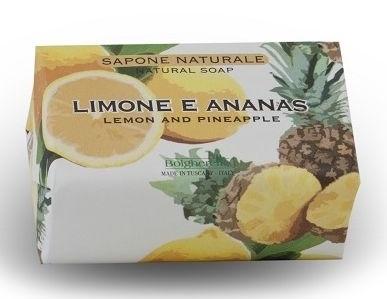 SAPONE NATURALE 100 GR LIMONE E ANANAS