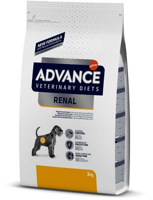 ADVANCE RENAL FAILURE 3 KG