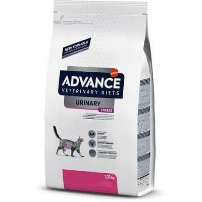 ADVANCE DIET CAT URINARY STRESS 1,25 KG
