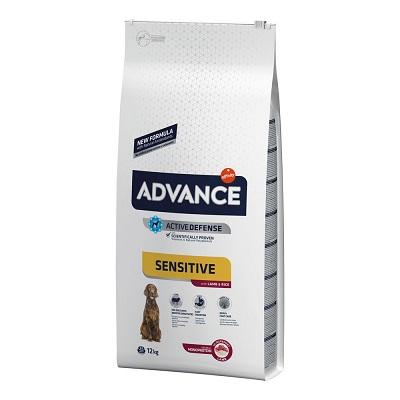 ADVANCE SENSITIVE KG.12 AGNELLO E RISO