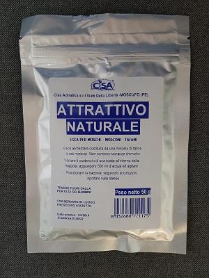 ATTRATTIVO ALIMENTARE 50 G