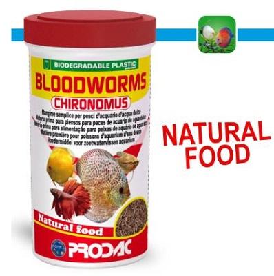 BLOODWORMS 100 ML 7 GR