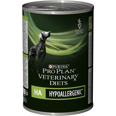 PPVD CANINE HA HYPOALLERGENIC MOUSSE GR 400