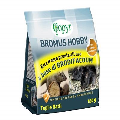 BROMUS HOBBY PASTA GR.150 COPYR