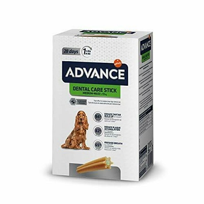ADVANCE DENTAL CARE STICK MEDIUM-MAXI MULTIPACK 720 GR