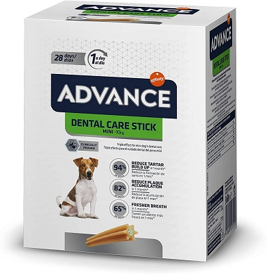 ADVANCE DENTAL CARE STICK MINI MULTIPACK 360 GR