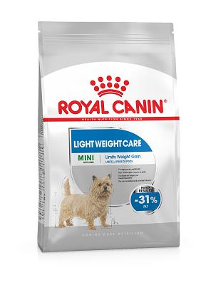 LIGHT WEIGHT CARE MINI 3 KG ROYAL CANIN