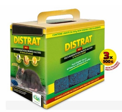 DISTRAT MIX CEREALI SCATOLA KG 1,5
