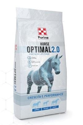 HORSE OPTIMAL 2.0 KG 25