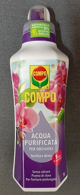 COMPO ACQUA PER ORCHIDEE LT.1
