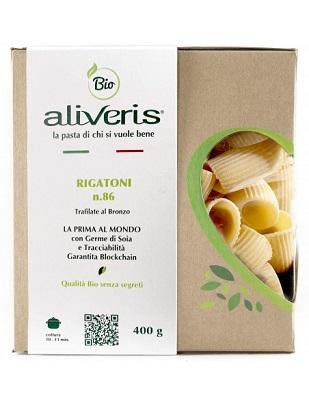 RIGATONI ALIVERIS BIO GR 400