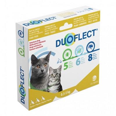 DUOFLECT 3 PIP 0,4 ML 1-5 KG GATTO