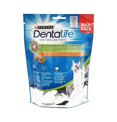 DENTALIFE CAT POLLO 140 GR